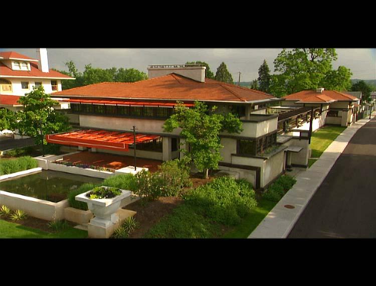 Frank Lloyd Wright's Westcott House
